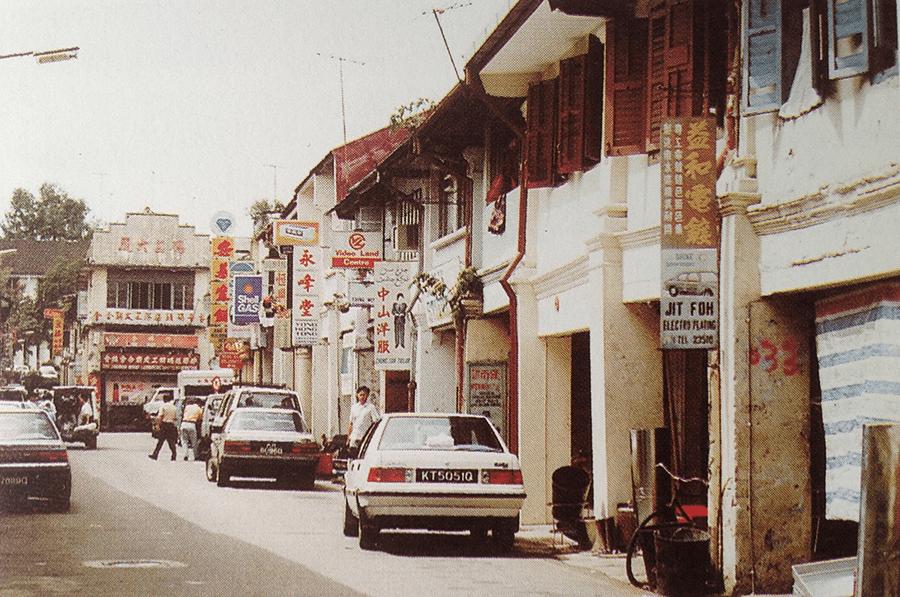 019 中国街