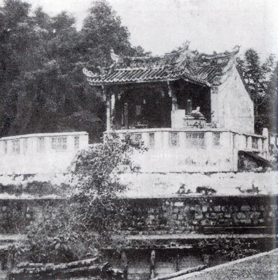 年代久远的大伯公庙
